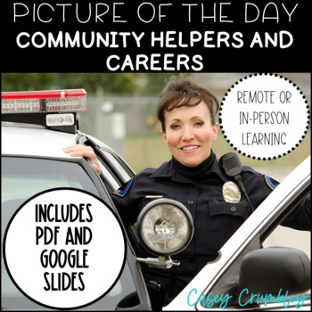 Picture of the Day- Community Helpers Careers