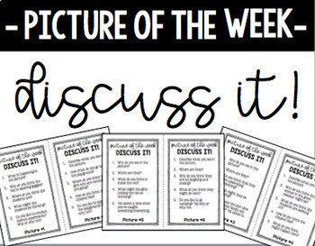 Picture of the Week: Building Oral and Written Language - ELL