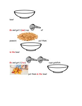 Picture recipe Easy Trail Mix