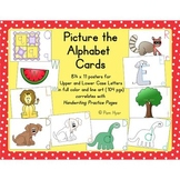 Picture the Alphabet Cards