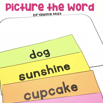 Picture the Word | Charades