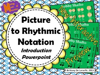 Picture to Rhythm - Introduction PDF Preview