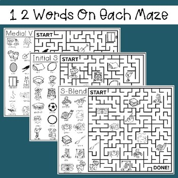 Pictured Articulation to A-MAZE