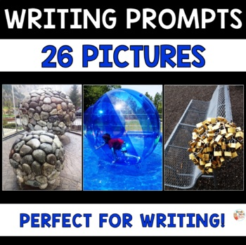 Pictures for Writing Prompts