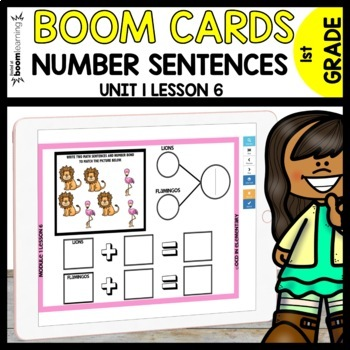 Pictures and Number Sentences | Module 1 Lesson 6