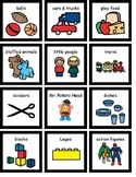 Pictures for Labeling Toy Bins