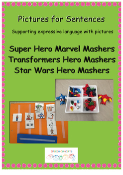 Pictures for Sentences - Mashers