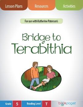 Bridge to Terabithia Lesson Plan (Book Club Format - Character Description)
