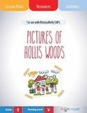 Pictures of Hollis Woods Lesson Plan, 5th Grade (Book Club Format - Plot) (CCSS)