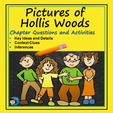 Pictures of Hollis Woods Novel Study