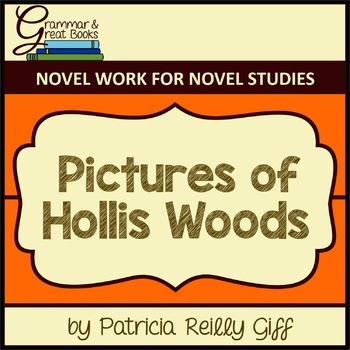 Pictures of Hollis Woods: Possessive Nouns