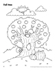 Pictures to Color: Seasons