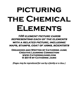 Picturing the Chemical Elements
