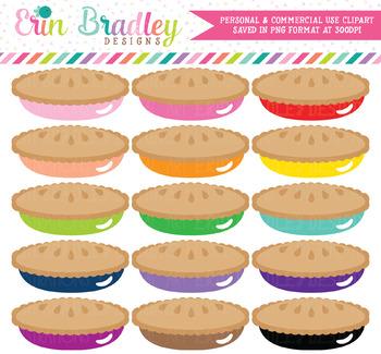 Pie Baking Clipart