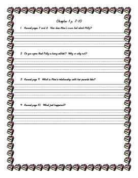 Pie Book packet