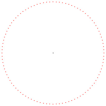 Pie Chart / Circle Graph - Simple Template