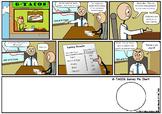 Pie Chart (Comic)