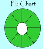 Pie Chart Graphic Organizer