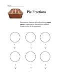 Pie Fractions