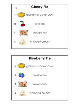 Pie Recipe Book