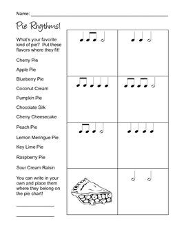 Pie Rhythms