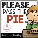 Pie Tasting Bar Graph and Tally Chart Freebie