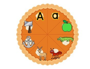 Pie Thanksgiving Beginning Sounds