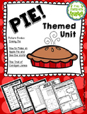 Pie Themed Unit - Comprehension