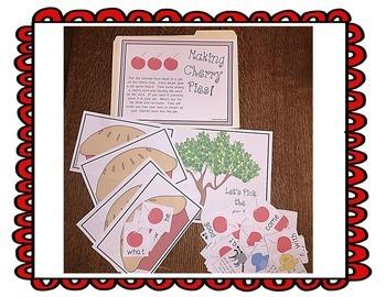 Pie in the Sky Journeys Unit 5 Lesson 25 Kindergarten Supp. Act.