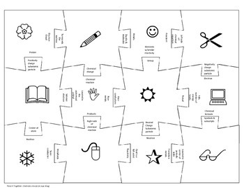 Piece It Together: Chemistry Puzzles