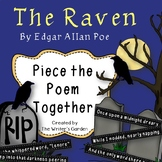 """""""The Raven"""" by Edgar Allan Poe: Piece the Poem Together"""
