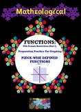 Piece-Wise Defined Functions Part 2 (Domain Restrictions o