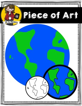 Piece of Art | Earth FREEBIE