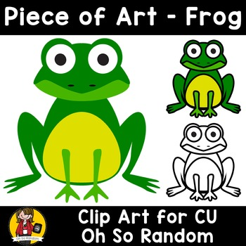 Piece of Art | Frog