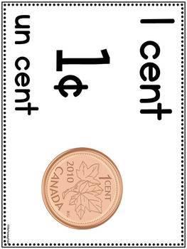 Pièces de Monnaie Canadienne