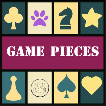 Pieces for Games (Tokens)