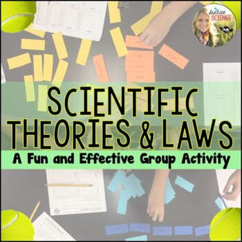 Differentiating Between Scientific Theories and Laws Group