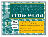 Pieces of the World - Plate Tectonics Puzzle Activity