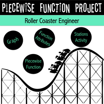 Piecewise Functions Project - Distance Learning
