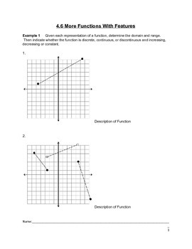 Piecewise and Absolute Value Functions Lesson 6 of 7