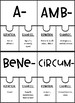 Piecing It Together: Prefixes (Middle School)