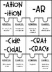 Piecing It Together: Suffixes (Middle School)