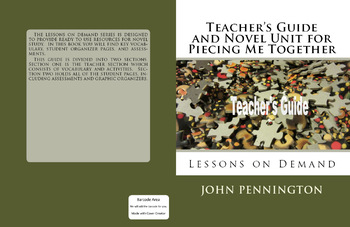 Piecing Me Together by Renee Watson Teacher's Guide and Lesson Plans