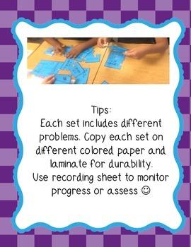 Piecing Together Multiplication