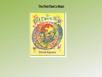 Pied Piper's Magic Text Talk