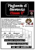Pieghevole informativo classe 2