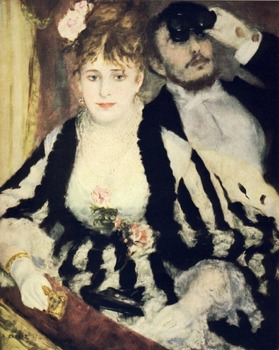 Pierre-Auguste Renoir - 50 public domain images to use for