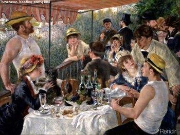 Pierre-Auguste Renoir - Impressionism Impressionist Art - 214 Slides