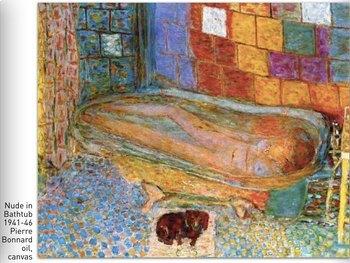 Pierre Bonnard - Nabi Symbolism Post Impression - Art History - 205 Slides