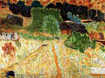 Pierre Bonnard Art SHOW + TEST = 227 Slides - Nabi Symbol Metaphysical